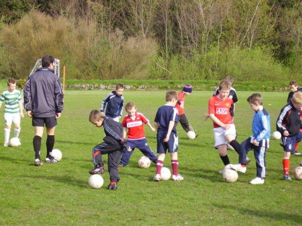 Community Holiday Football Programme